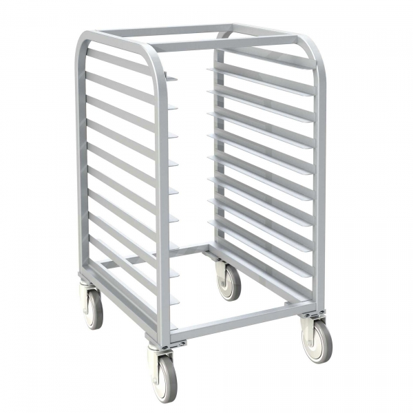 Rounded Open Top Half Size Pan Rack