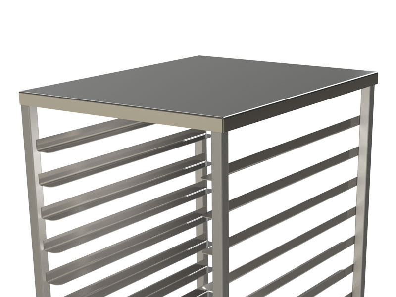 ST - Stainless Steel Top