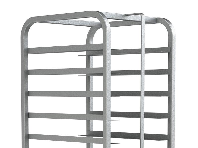 TGA - Tray Guard Aluminum