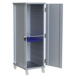 40 Pan Capacity with Solid Door