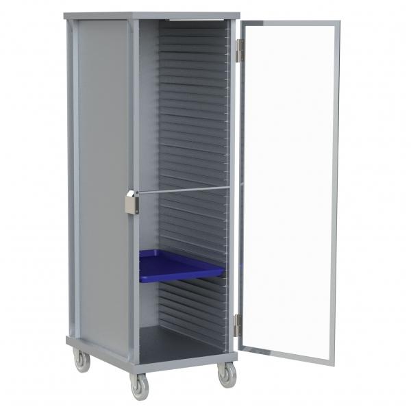 40 Pan Capacity with Clear Door