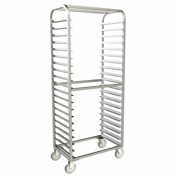 Side Load Full Size Pan Rack
