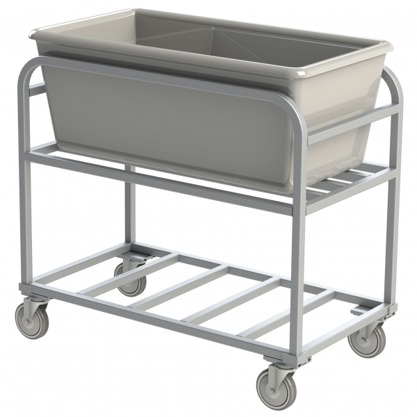 7 Bushel Tub Capacity