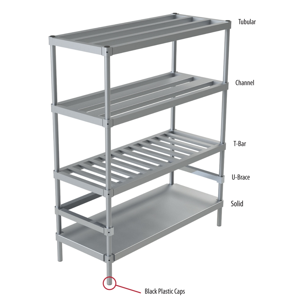SU20 Adjustable Shelving