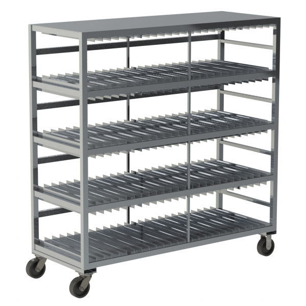 Fixed Tray Drying Storage Rack