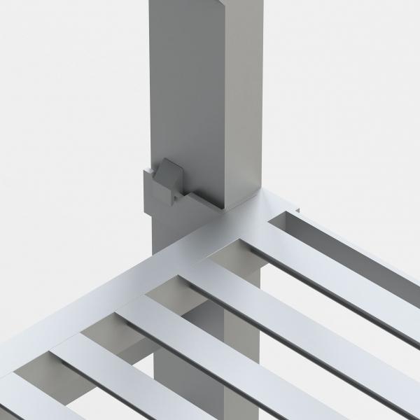 Cantilever Shelf Design