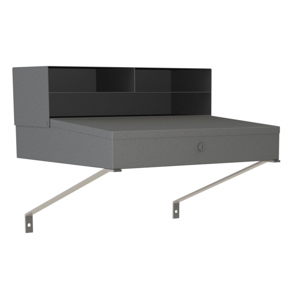 Wall Mounted Receiving Desk
