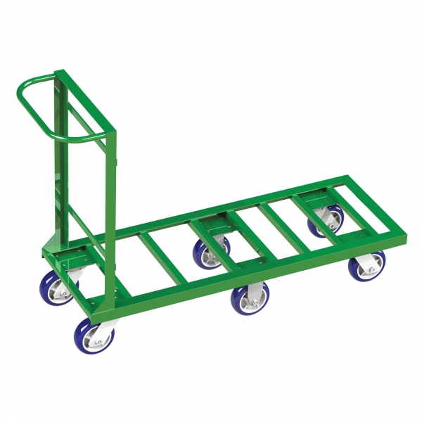 """L"" Stocking Cart"