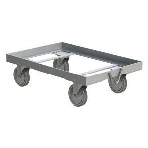 Angular Frame Dolly (Aluminum)