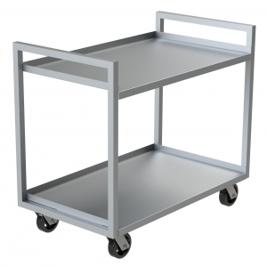 2 Shelf Heavy Duty Utility Cart