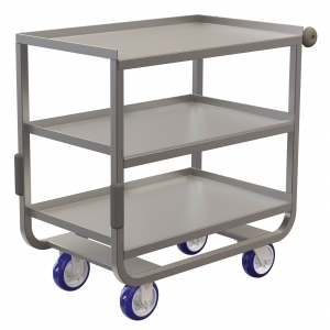 Heavy Duty Stainless Steel Utility Cart