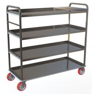 Stainless Steel Banquet Cart